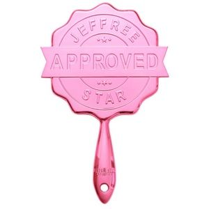 Jeffree Star Cosmetics Pink Approved Stamp Mirror